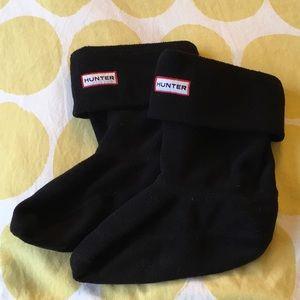 Hunter rain boot short socks